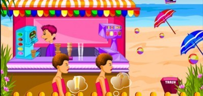 Beach Ice Cream Parlour