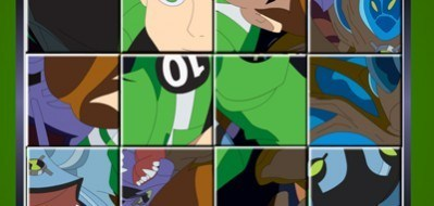 Ben 10 Swing And Set