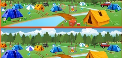 Camping Differences