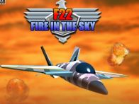 F22 - Fire in the sky