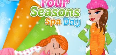 Four Seasons Spa Day