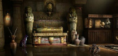 Sherlock Holmes - The Curse of Anan - Thotep 1