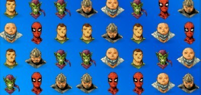 Spderman Icon Matching