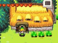 The legend of zelda - the seeds ok darkness