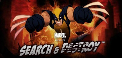 Wolverine and the X-Man - Search and Destroy