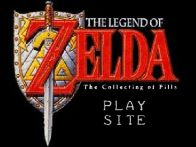 Zelda the collecting of pills