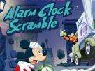 Mickey Mouse - Alarm Clock Scramble