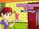 Sara's Cooking Class: Fruit Smoothie