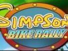 I Simpsons Rally in Bicicletta